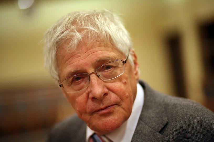 Prof. Jerzy Vetulani /TOMASZ ZUREK/REPORTER /East News