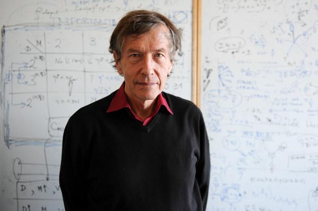 Prof. Marek Żukowski z Uniwersytetu Gdańskiego, przyszły szef Międzynarodowego Centrum Teorii Technologii Kwantowych (fot.UG) /&nbsp