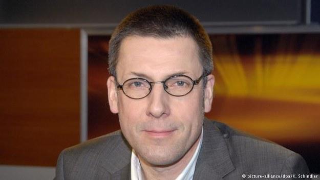 Prof. Niko Paech propaguje innowacyjny model gospodarki, w którym ludzie pracowaliby tylko 20 godzin tygodniowo /Deutsche Welle
