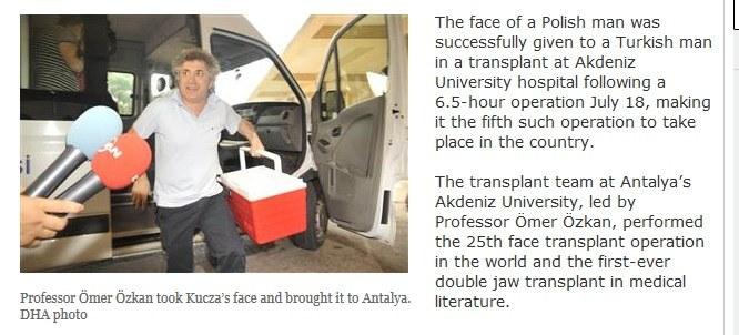 Prof. Omer Ozkan/ fot. www.hurriyetdailynews.com /