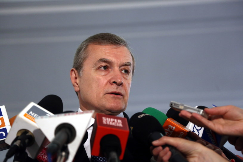 Prof. Piotr Gliński /Tomasz Gzell /PAP