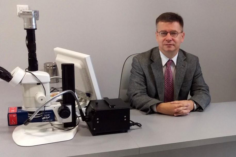 Prof. Radosław Śpiewak /