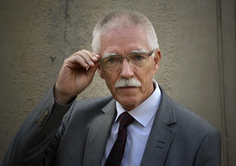 Prof. Romuald Krajewski, neurochirurg, od lat związany z Naczelną Izbą Lekarską /Wlodzimierz Wasyluk /East News