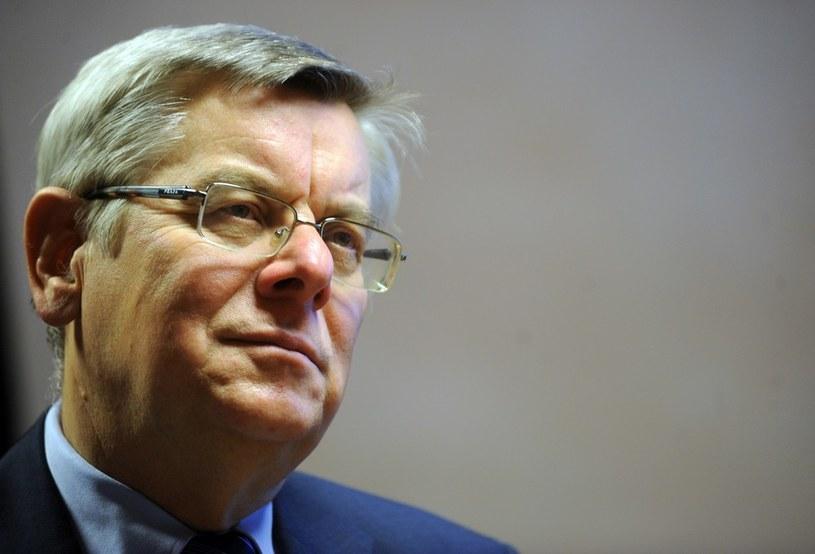 Prof. Tomasz Nałęcz /Maciej Gillert /East News