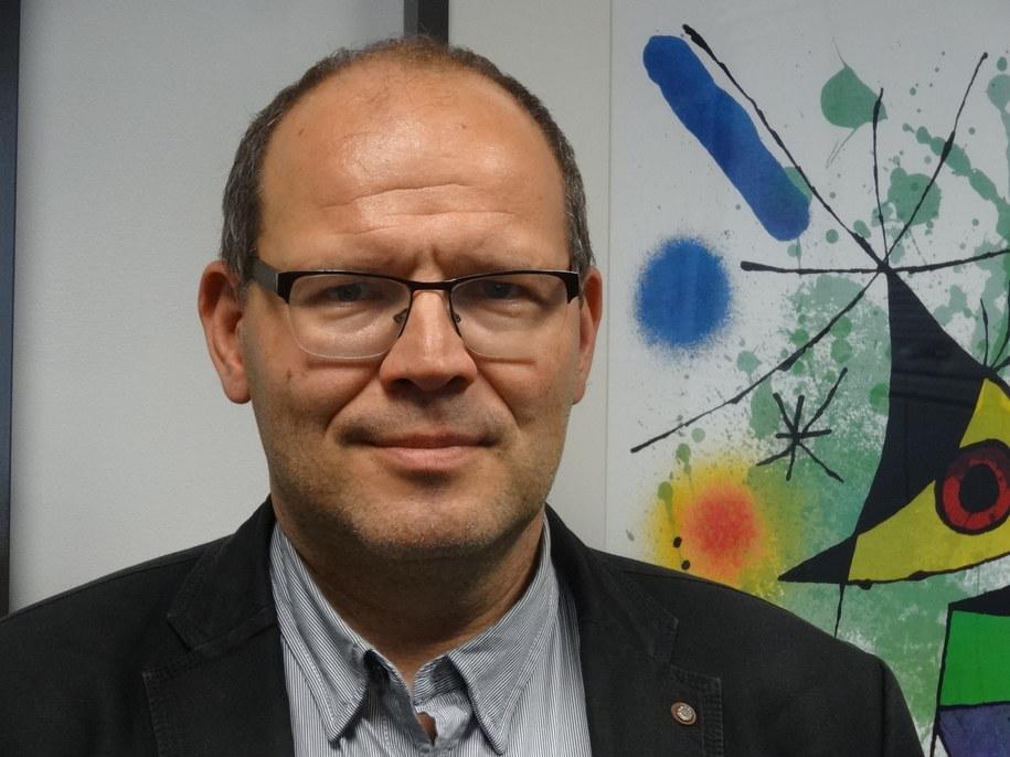 Prof. Wojciech Jurczak