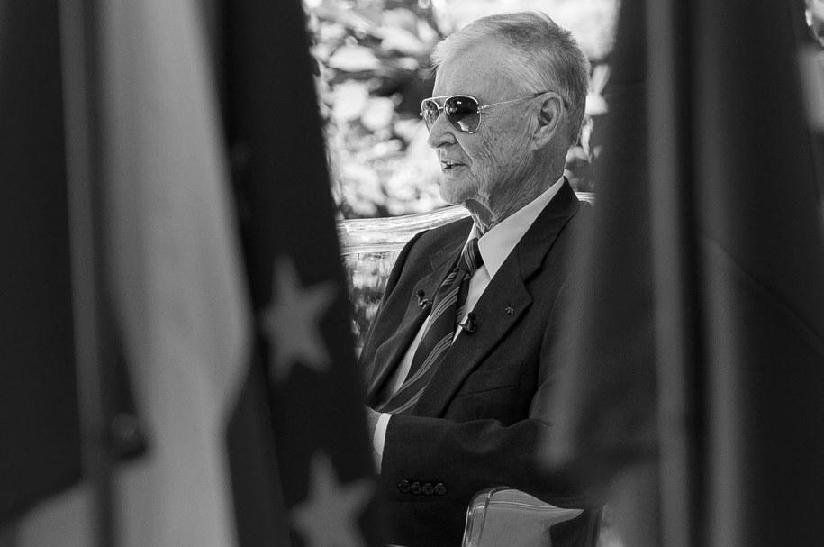 Prof. Zbigniew Brzeziński /Maciej Kulczyński /PAP