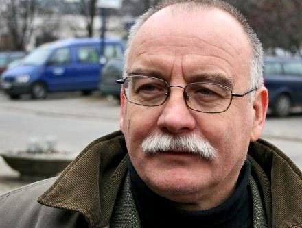 Prof. Zbigniew Hołda zmarł 20 maja 2008 roku w Poznaniu/fot.S.Rozpędzik /Agencja SE/East News
