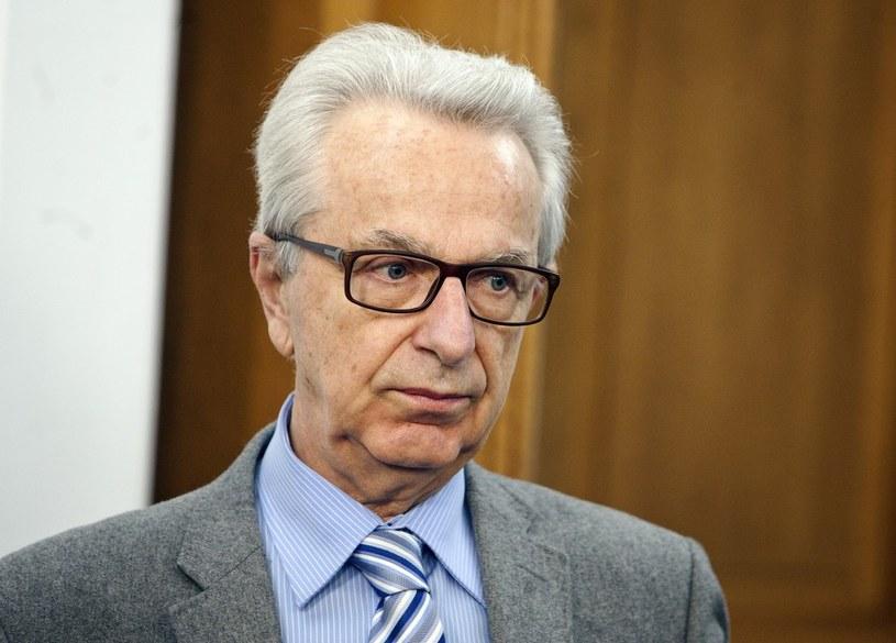 Prof. Zbigniew Lew Starowicz, fot. Adam Guz/REPORTER /East News