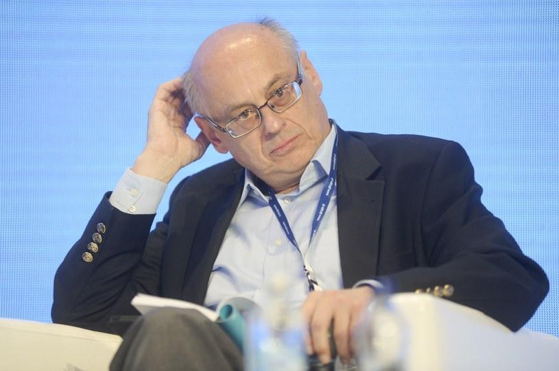 Prof. Zdzisław Krasnodębski /Wojciech Stróżyk /Reporter