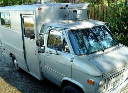 Profesjonalnie wyposażony samochód łowców duchów /MWMedia