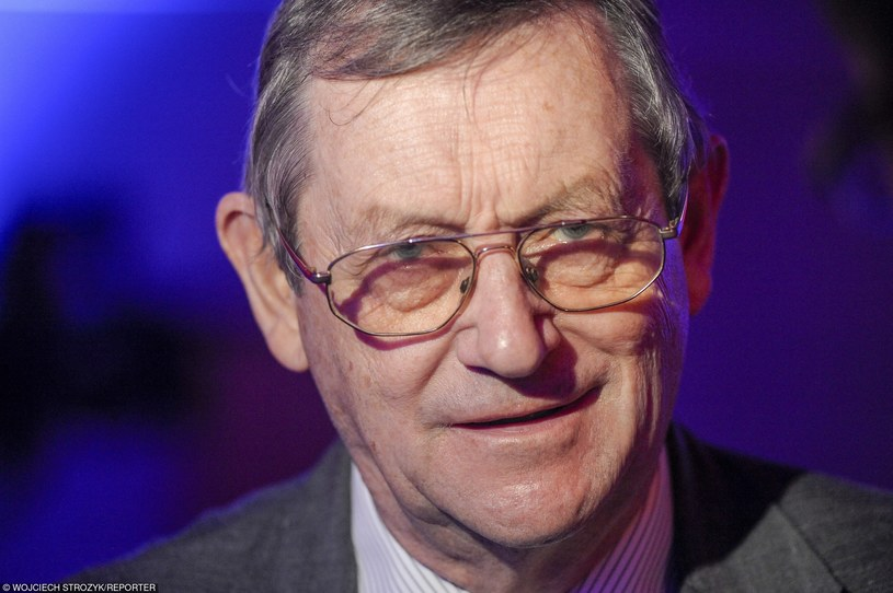 Profesor Norman Davies /Wojciech Stróżyk /East News
