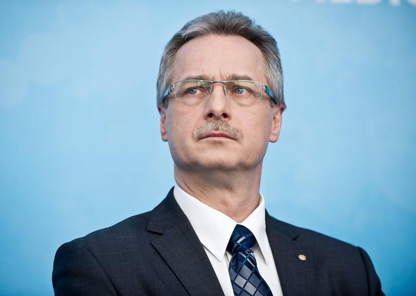 Profesor Roman Danielewicz /Bartosz Krupa /East News