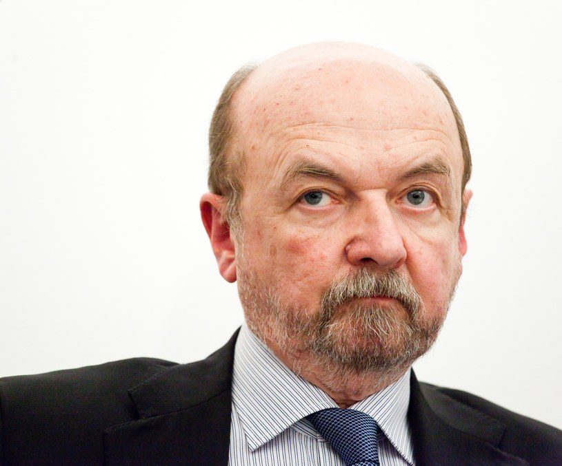 Profesor Ryszard Legutko /KAROL SEREWIS /East News