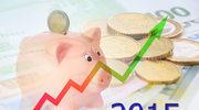Prognozy na 2015 rok: W całej Unii pensje będą rosnąć