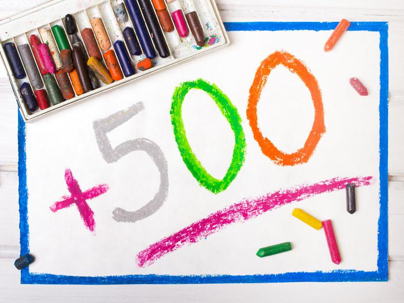 Program 500 plus pomaga w utrzymaniu i wychowaniu 3,82 mln dzieci /123RF/PICSEL