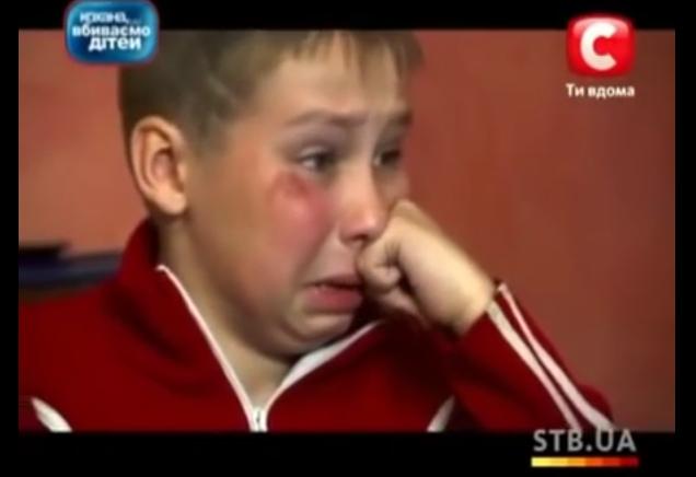Program jest bardzo popularny w Rosji i na Ukrainie, ale dzieci nie wyglądają na zadowolone /materiały prasowe