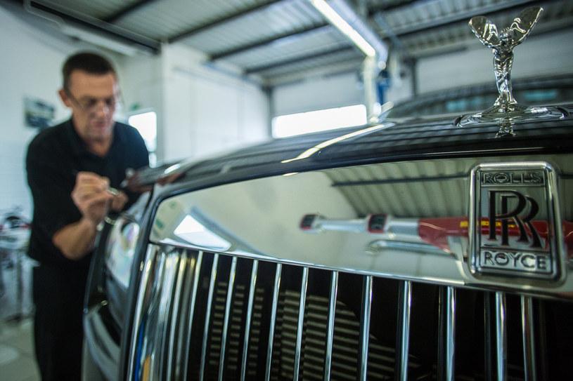 Program sprzedaży używanych Rolls-Royce'ów ruszył właśnie w Polsce /