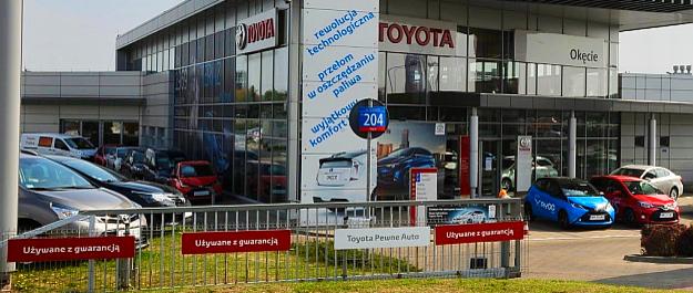 Programy sprzedaży samochodów używanych