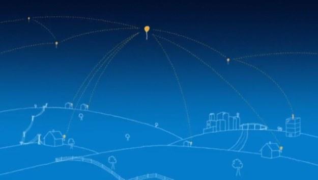 Projecl Loon ma zapewnić darmowy internet dla wszystkich mieszkańców Ziemi /materiały prasowe