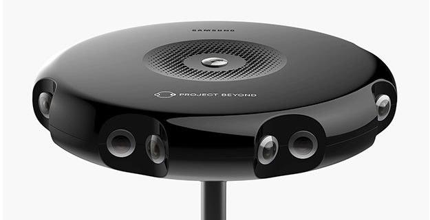 Project Beyond - system kamer, które umożliwią rejestrowanie materiałów wideo w panoramicznym 360 stopnii /materiały prasowe
