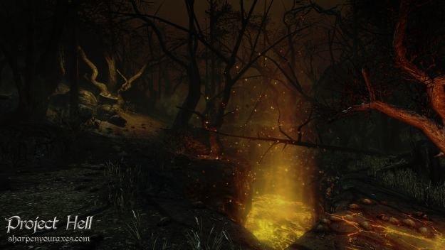 Project Hell - drugi ze screenów /Informacja prasowa
