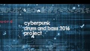 Projekt 756 - Cyberpunk Drum&Bass 170BPM - 2016