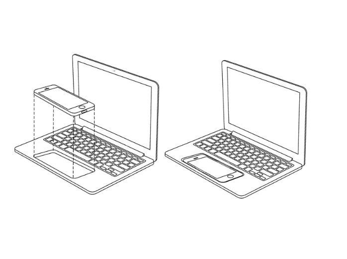 Projekt Apple przypomina w założeniu Asus Padfone /Apple insider /Internet