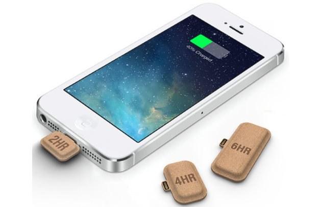 Projekt autorstwa Tsunga Chih-Hsiena - mała bateryjka zawsze w portfelu? Na papierze brzmi dobrze /materiały prasowe