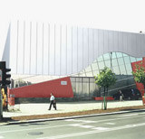 Projekt budynku Centrum Sztuki Filmowej autorstwa Jacka Machnikowskiego, fot. Silesia Film /