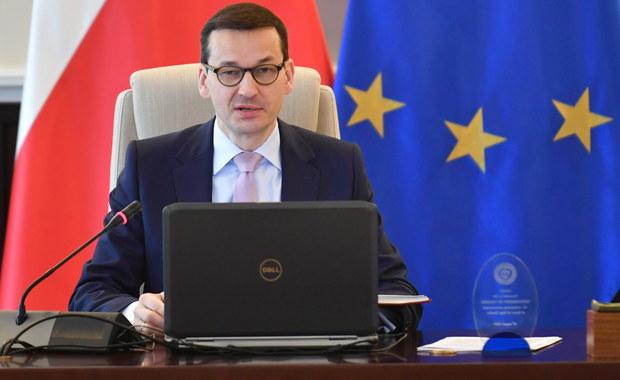 Projekt Morawieckiego ląduje w koszu. Wszystko przez słowa Kaczyńskiego