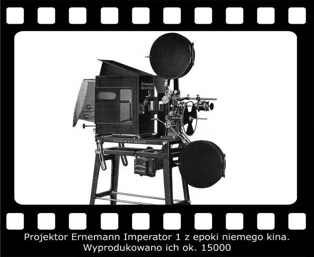 Projektor Ernemann Imperator /materiały prasowe