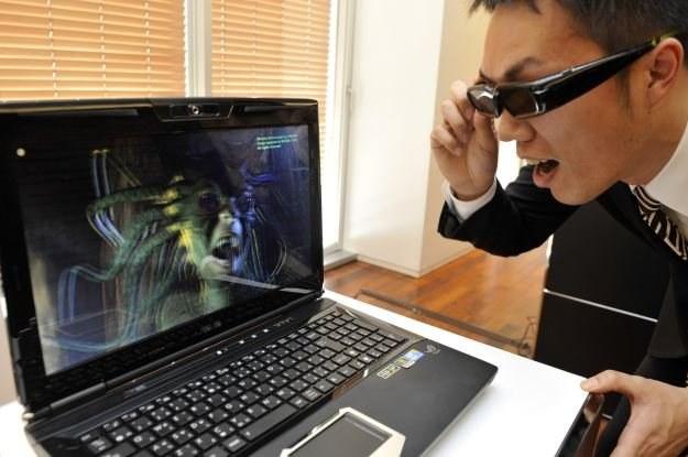 Projektor Microsoftu może zostać zintegrowany ze standardowym wyświetlaczem LCD /AFP
