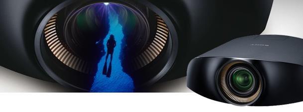 Projektor Sony VPL-VW550ES /materiał zewnętrzny