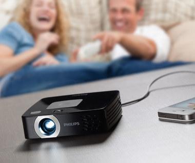Projektor zamiast smartfona w abonamencie w Play