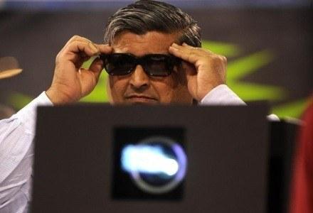 Projektory mogą niebawem zastąpić telewizory /AFP