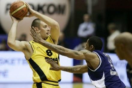 Prokom Sopot znowu bęzie grał w Eurolidze /AFP