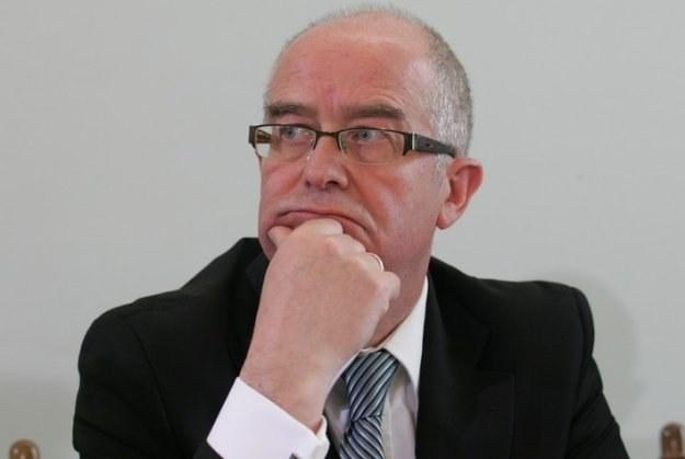 Prokurator generalny Andrzej Seremet / fot. P. Kowalczyk /Agencja SE/East News