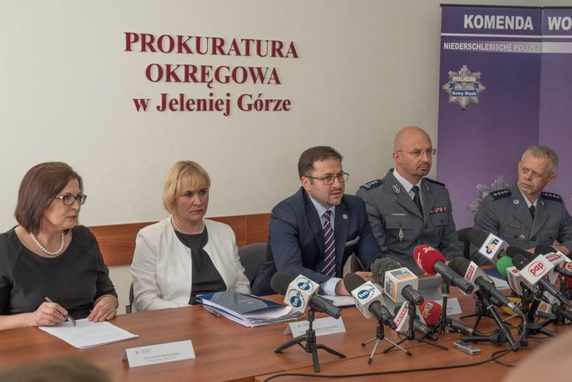 Prokuratura Okręgowa w Jeleniej Górze /Tomasz Szelestowski /Reporter