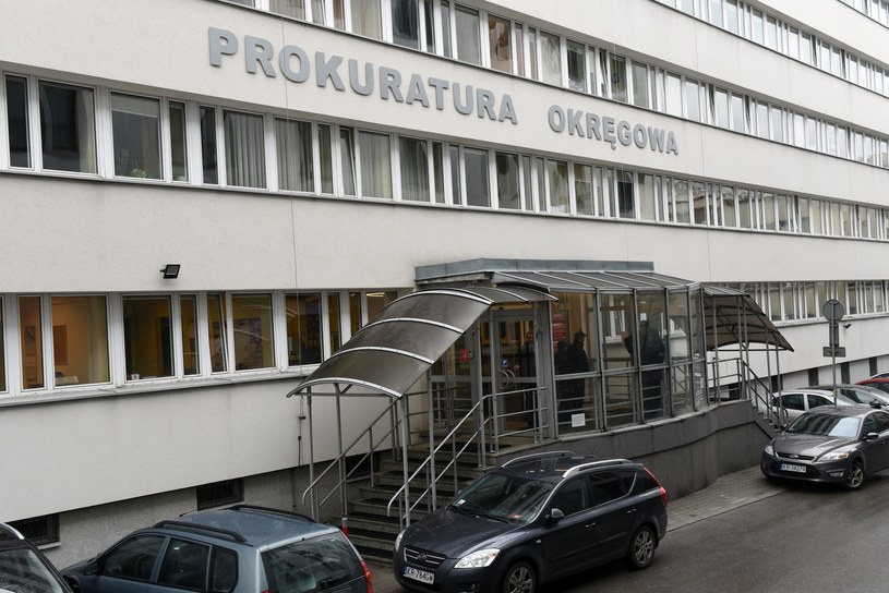 Prokuratura Okręgowa w Krakowie /Marek Lasyk  /Reporter