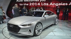Prologue - nowa twarz Audi