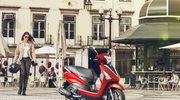 Promocja na motocykle Yamahy