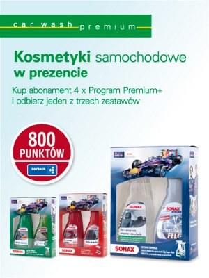 Promocja na myjniach BP /BP