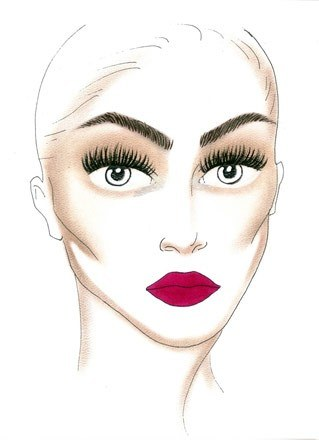 Propozycja makijażu Max Factor /materiały prasowe