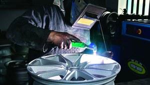 Prostowanie felg aluminiowych