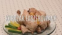 Prosty przepis na kurczaka faszerowanego