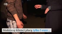 Prostytucja wśród młodych uchodźców