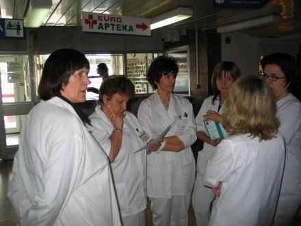 Protest pielęgniarek trwał 11 dni. /RMF