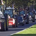 Protest rolników we Francji. 2 tysiące traktorów dojechało do Paryża