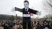 Protesty doprowadzą do dymisji premiera Rosji?