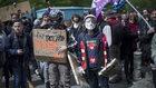 Protesty we Francji. Rząd chce przeprowadzić reformę kodeksu pracy